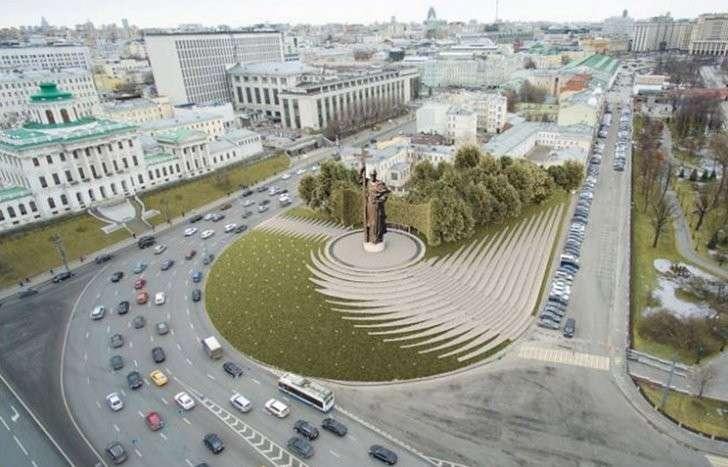 Памятник еврейскому князю Владимиру в Москве устанавливается по согласованию с ЮНЕСКО
