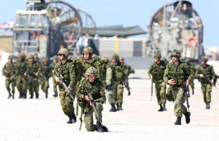 Как канадский спецназ на Донбассе провалился