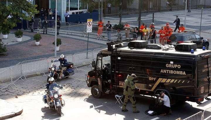 Рио: перестрелка недалеко от олимпийского стадиона и взрыв у велотрассы