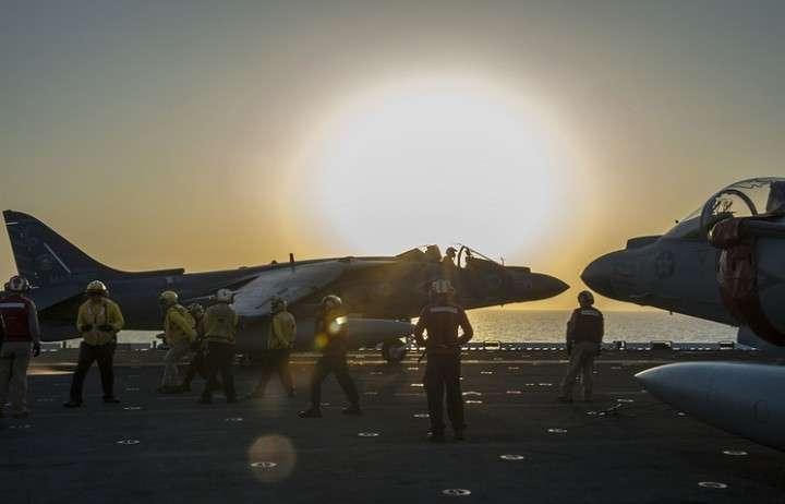 Что является настоящей целью американских бомбардировок Сирии?