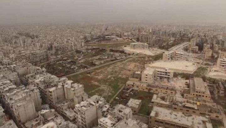 К перемирию в Сирии присоединились 356 населённых пунктов