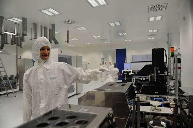 В Москве запущено производство элементов литографического оборудования нового поколения
