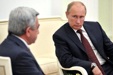 Три встречи с четырьмя президентами: Владимир Путин прощупывает Закавказье
