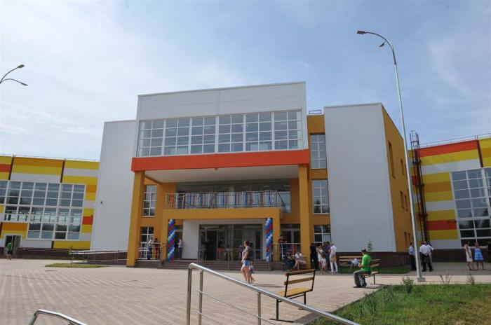 В Самаре открылся физкультурно-оздоровительный комплекс «Орбита»