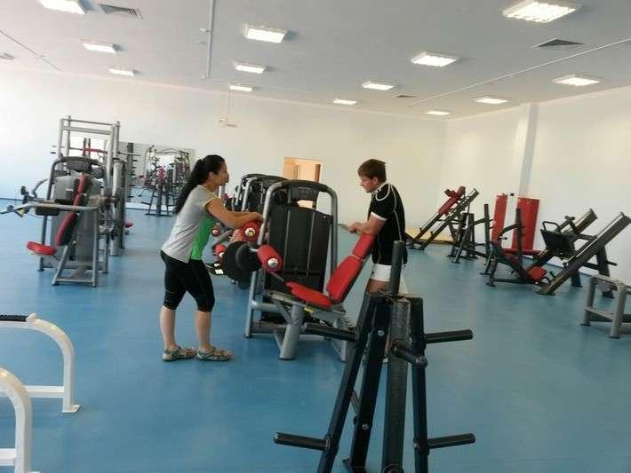 Дворец спорта открыли в Малоярославце Калужской области