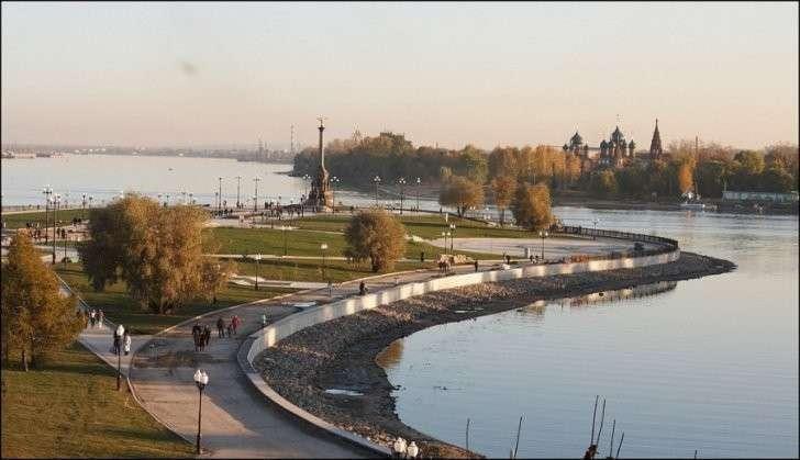 Ужасы российской глубинки: областной центр Ярославль