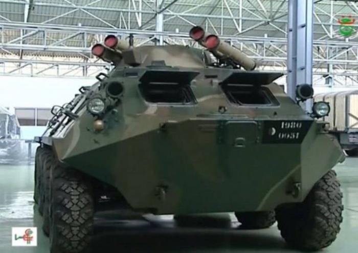 Алжирский «убийца танков»