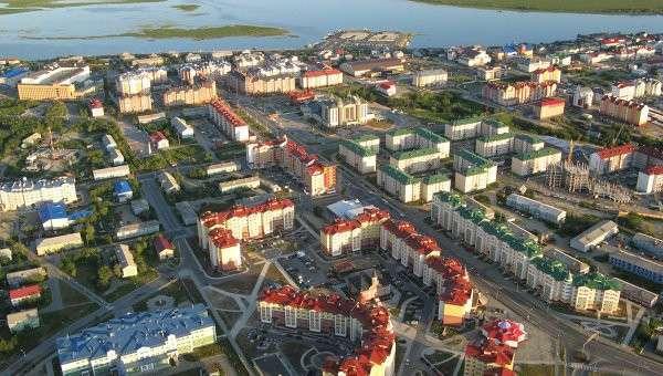 Ямало-Ненецкий автономный округ. Архивное