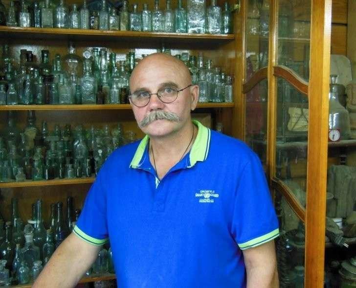Столяр из Благовещенска Александр Лещенко на свои средства создает музейный проект