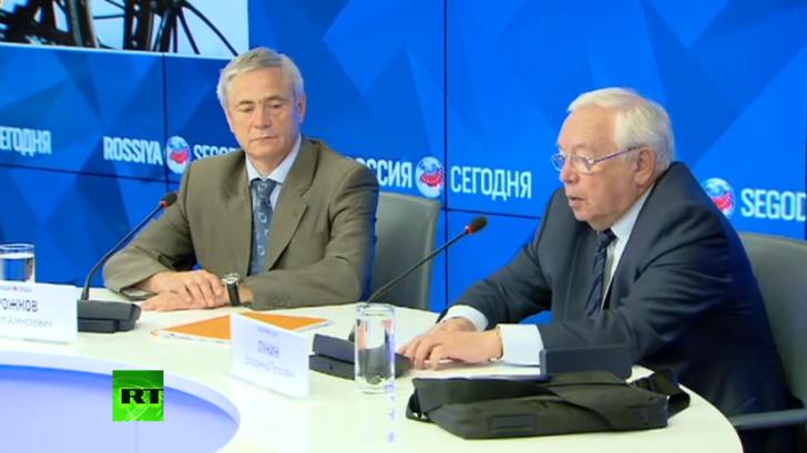 Пресс-конференция РПК по итогам решения об отстранении паралимпийцев - прямая трансляция