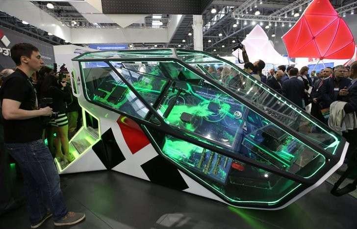 Как российский концерн КРЭТ замещает импортную электронику