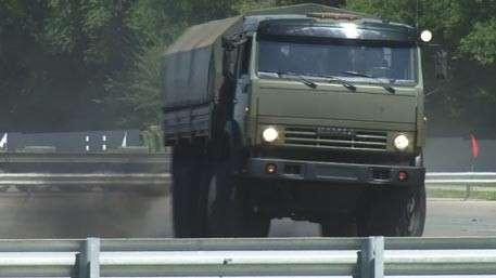 Российская команда на АРМИ-2016 показала лучший результат в экстремальном вождении