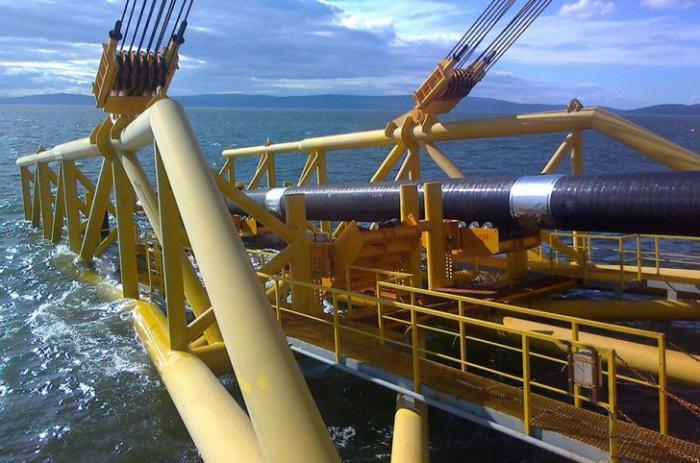Аукцион и конкуренция морских газопроводов