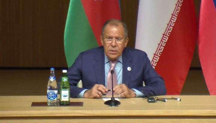 Сергей Лавров: Россия готова участвовать в нормандской четвёрке на полях G20