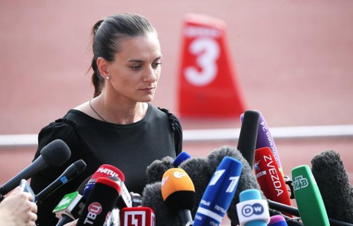 Елена Исинбаева отправится на Олимпиаду в качестве кандидата в комиссию спортсменов МОК