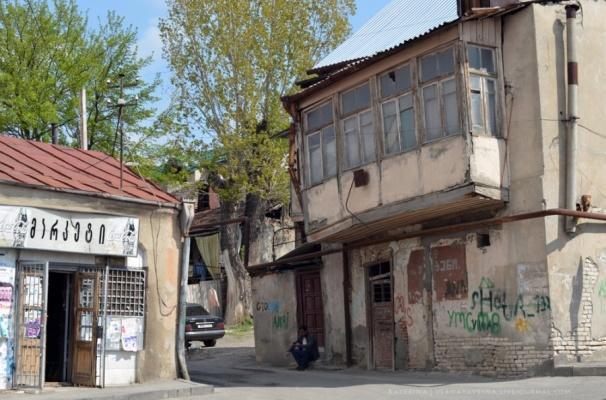 Грузия - третий мир за маленьким туристическим фасадом