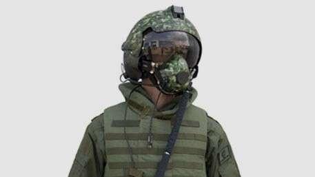 Новейший огнеупорный костюм для вертолетчиков разработан в РФ