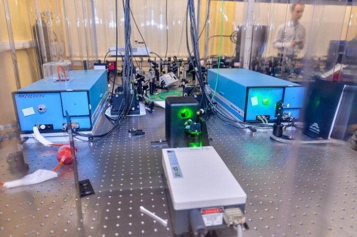 ВРоссии запустили первую квантовую интернет-сеть