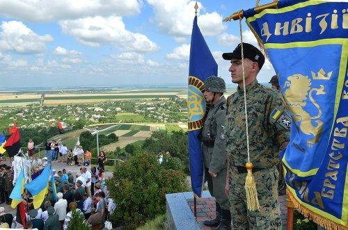 Фашистский Израиль и киевская Хунта: чествование живодёров дивизии СС