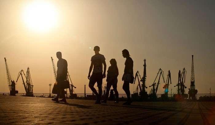 Одесса: Бог накажет?. После загадочного цунами «жемчужину у моря» начали реально взрывать