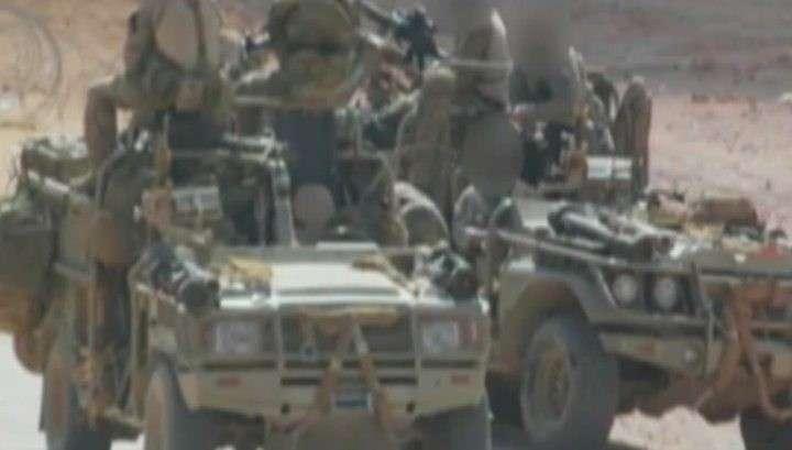 Появились первые достоверные фото английского спецназа в Сирии