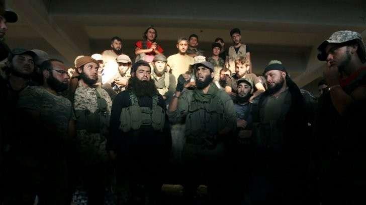 «Амнистия во время войны»: фильм RTД о бывших повстанцах и экстремистах в Сирии