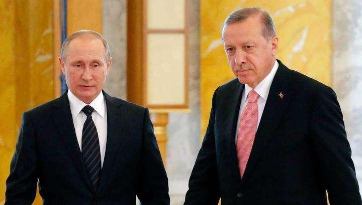 Россия и Турция свяжут дружбу «Турецким потоком»