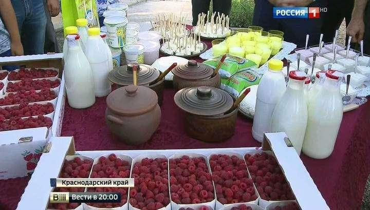 Премьер-министр Дмитрий Медведев пообещал поддержку кубанским аграриям