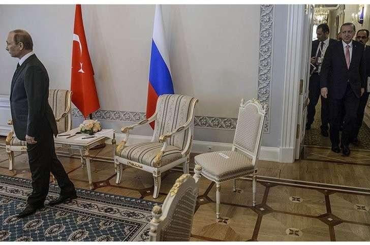Дорогой друг Путин и партнёр Эрдоган