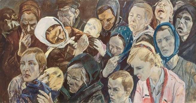 Украина под еврейской террористической пятой. Пора выручать