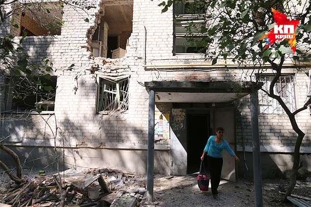 Почему ополченцы оставили Славянск