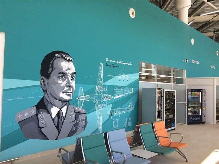 В аэропорту Волгограда начал работу новый терминал