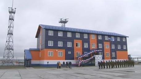 Новая погранзастава РФ появилась в Арктике