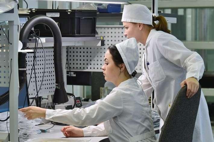 В Удмуртии начато производство аппаратуры для российских операторов сотовой связи
