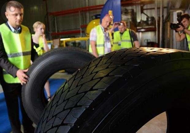 5. Goodyear запустила производство по восстановлению грузовых шин под брендом Next Tread в Подмосковье политика, факты