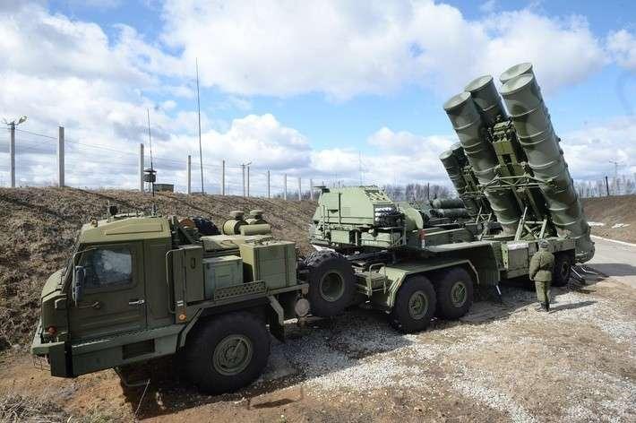 10. Зенитный ракетный полк в Крыму получил на вооружение С-400 «Триумф» политика, факты