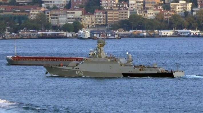 3. «Зелёный Дол» и «Серпухов» ушли в Средиземное море  политика, факты