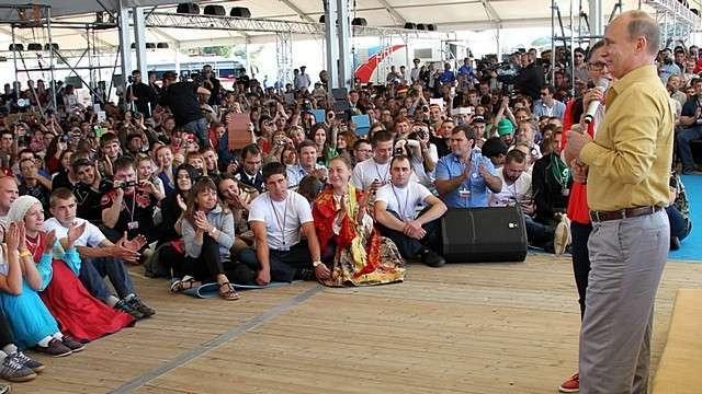 L'Express: Патриот Путин спасет молодежь от западных ценностей
