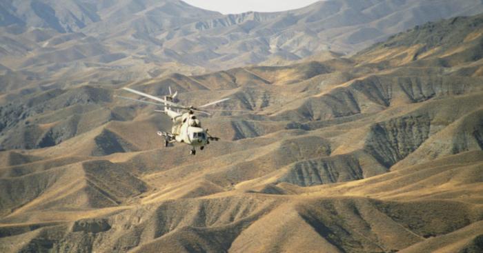 Экипаж Ми-17, в том числе и россиянин, освобождены из плена талибов