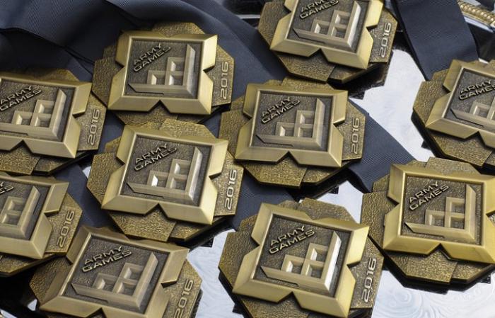 Команды военных РФ, Казахстана и КНР заняли высшие строчки в предварительном медальном зачёте АрМИ-2016