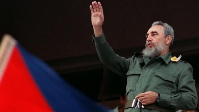 Великий кубинец Фидель Кастро отмечает 90-летний юбилей
