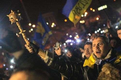 Украина, вся Украина, должна стать обычным районом России