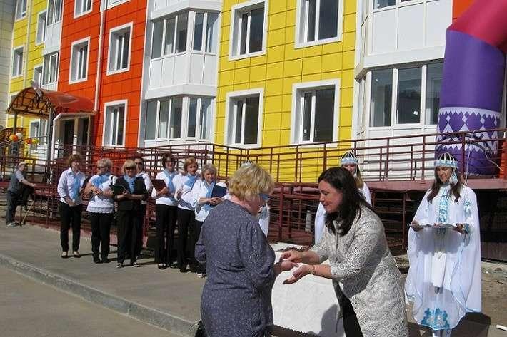 Многоквартирный жилой дом №23 по улице Первомайская ЯНАО принял новоселов Сделано у нас, история, политика, факты