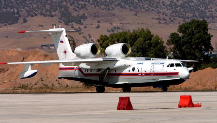 Самолёты МЧС России вылетели в Португалию для помощи в тушении лесных пожаров