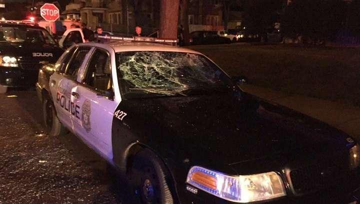 В американском Милуоки (штат Висконсин) вспыхнули беспорядки
