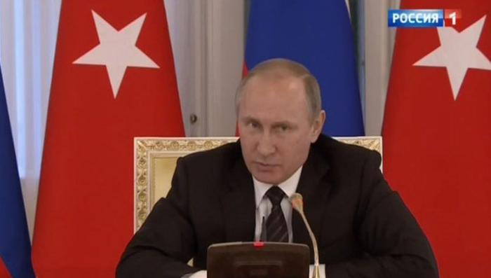 Владимир Путин с Эрдоганом могут отрезать Запад от Ближнего Востока и Чёрного моря
