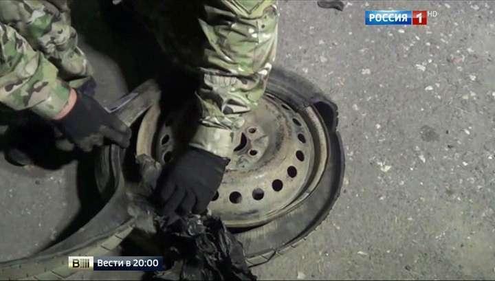 Украинские диверсанты собирались атаковать Крым со стороны Ада