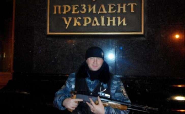 Охота сионисткой Хунты на украинский «Беркут» продолжается и сегодня