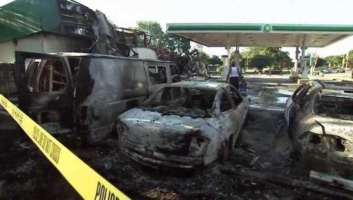 Ярость против убийц-полицейский в Милуоки: город чуть не сожгли дотла