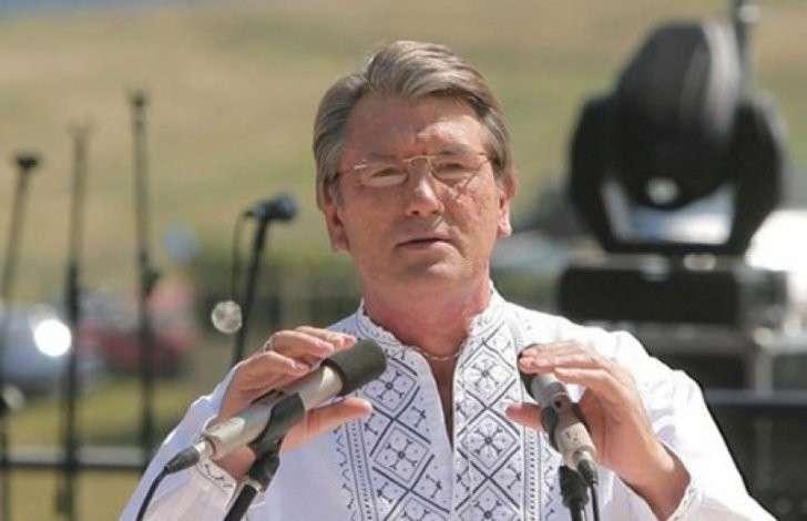 Ющенко: Украине следует приступить кразработке ядерного оружия